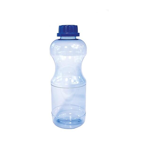 RIVA TRITAN Trinkflasche 0,75l rund mit Standarddeckel