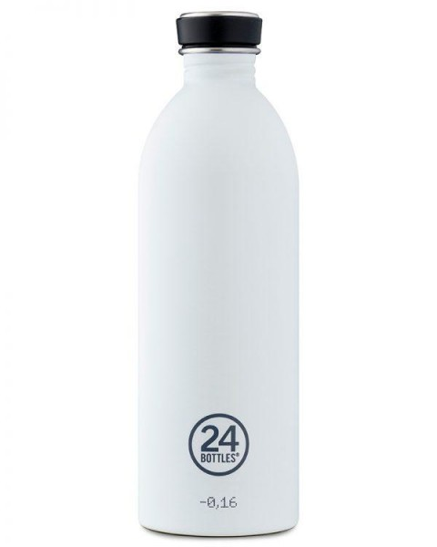 24bottles Urban 1 Liter Ice-White