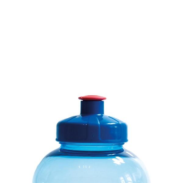 Kavodrink Push Pull Trinkdeckel rot/blau