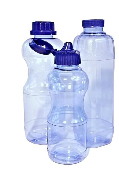 RIVA TRITAN TRinkflaschen 6er Bundle