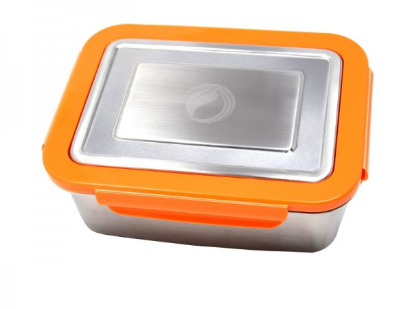 EcoTanka Lunch Box Orange