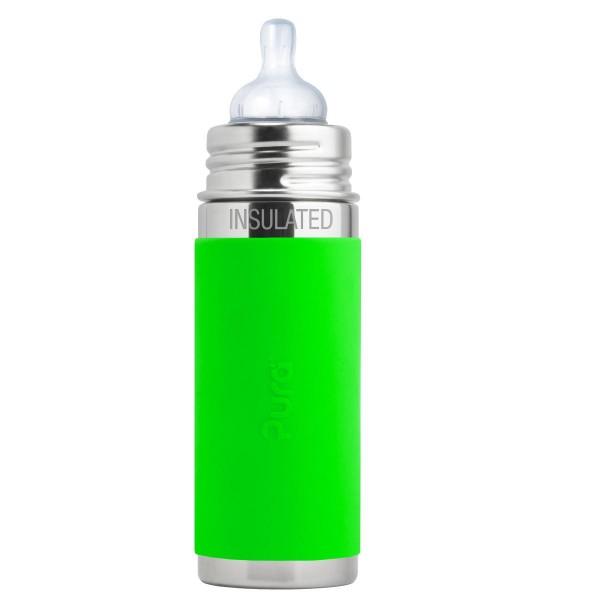 Purakiki Isoliertrinklflasche green