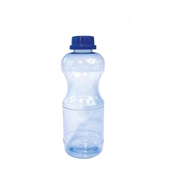 RIVA TRITAN Trinkflasche 1,0l rund mit Standarddeckel